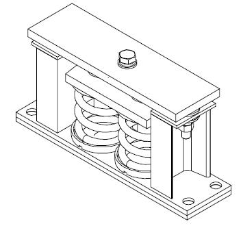 空调减振器安装注意事项